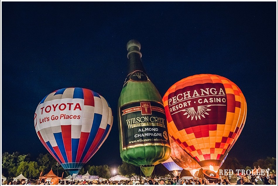 Temecula Valley Balloon and Wine Festival | Day Off