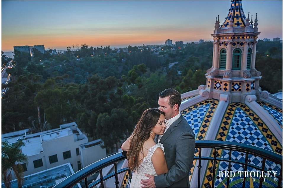 Wedding in San Diego Museum of Art in Balboa Park | Monica and Jim