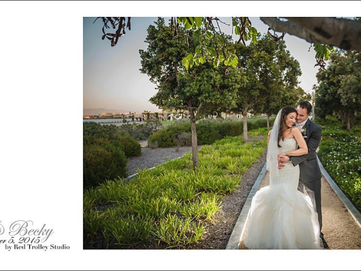 Wedding at Coronado Community Center