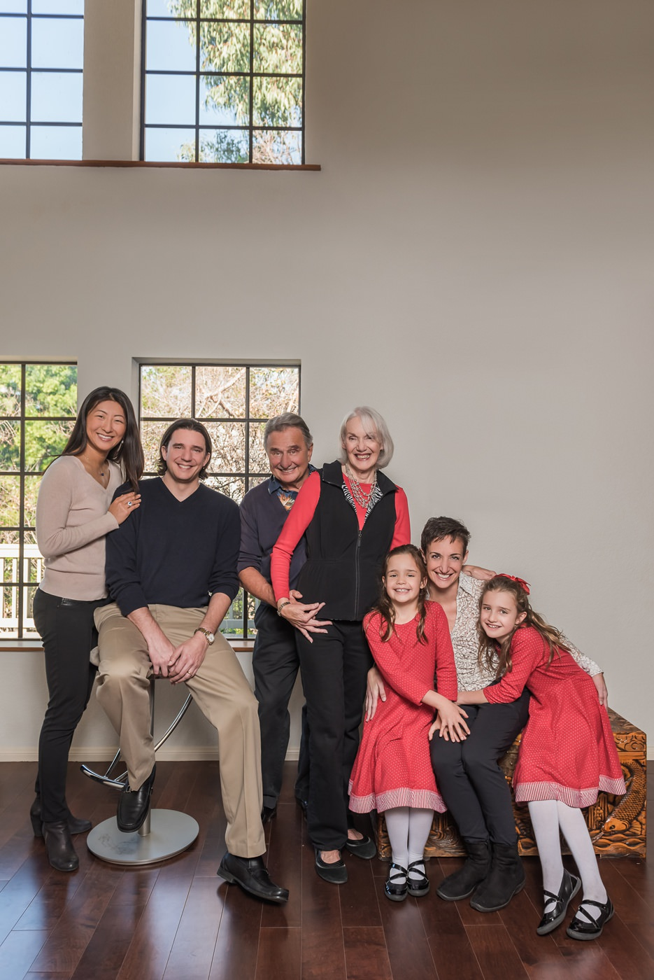 traditional family portraits san diego