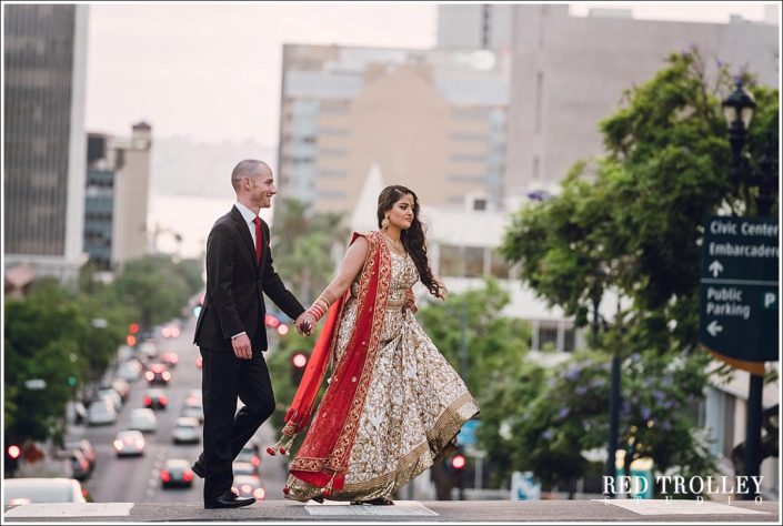 Indian Wedding in El Cortez, Downtown San Diego, California | Mindy and Kerry | Part 2
